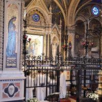 Presiede la concelebrazione il Rettore del Seminario di Verona
