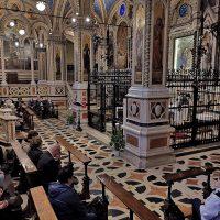 Recita del S. Rosario in Santuario