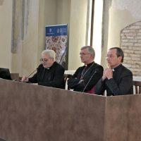 Intervento di Mons. Mario Piccinelli, Rettore del Santuario