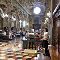 I canti liturgici guidati da Sofia
