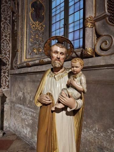 San Giuseppe -statua