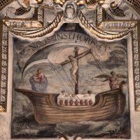 2. Navis institoris - Nave del mercante [che porta i beni necessari e desiderati] (Proverbi 31,14)