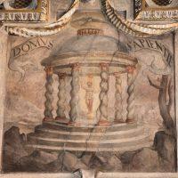 11. Domus sapientiae - Casa della sapienza (Proverbi 9,1)