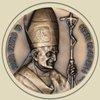 Medaglia Beatificazione Papa Paolo VI miniatura