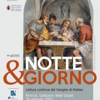 """Volantino """"Notte e Giorno"""""""