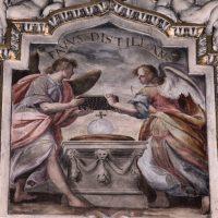 10. Favus distillans - Favo che stilla [miele] (Cantico 4,11)